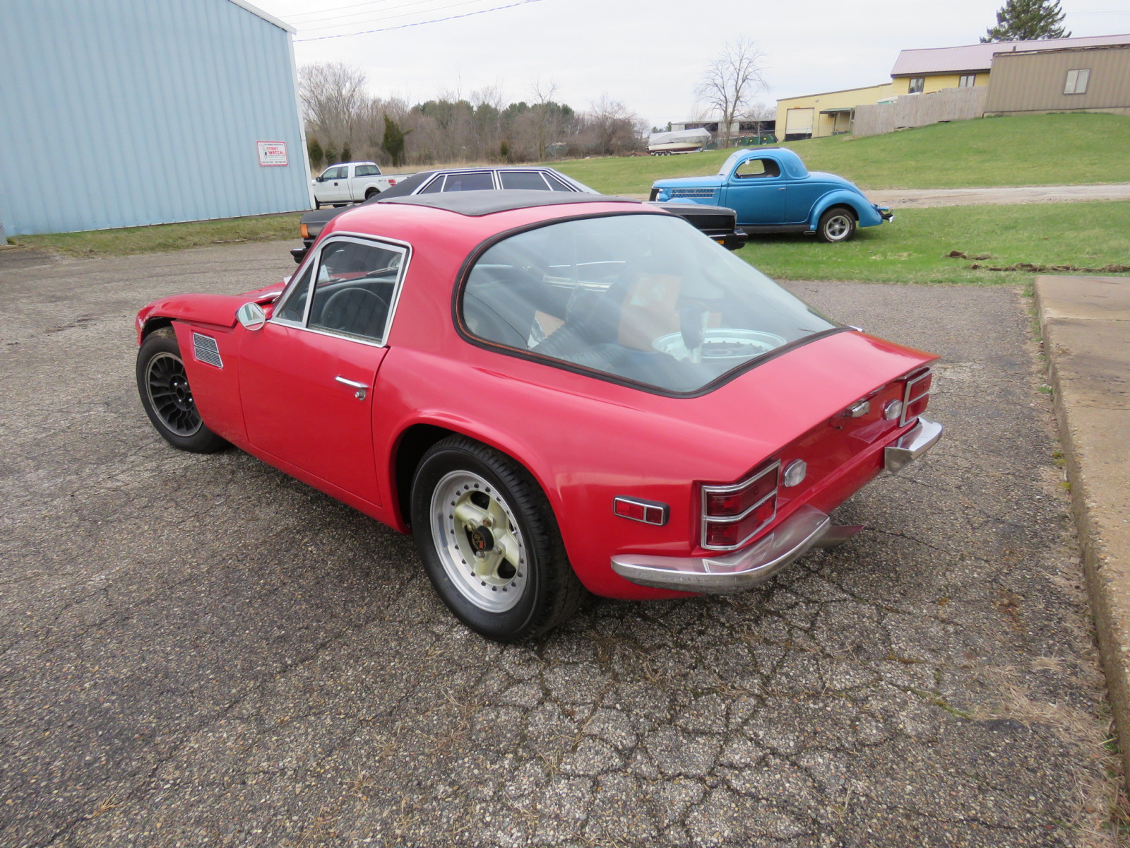 1972 TVR 2500M Coupe - Image 12