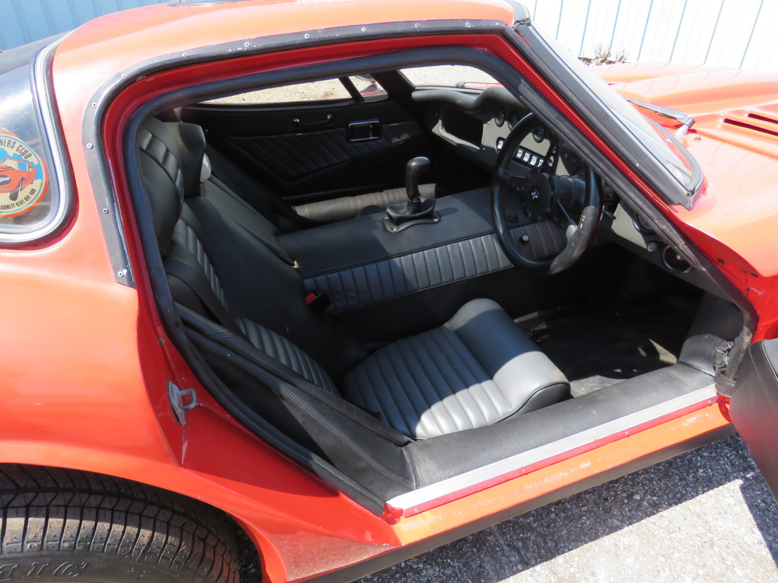 1986 Marcos Model 1086 Coupe - Image 15