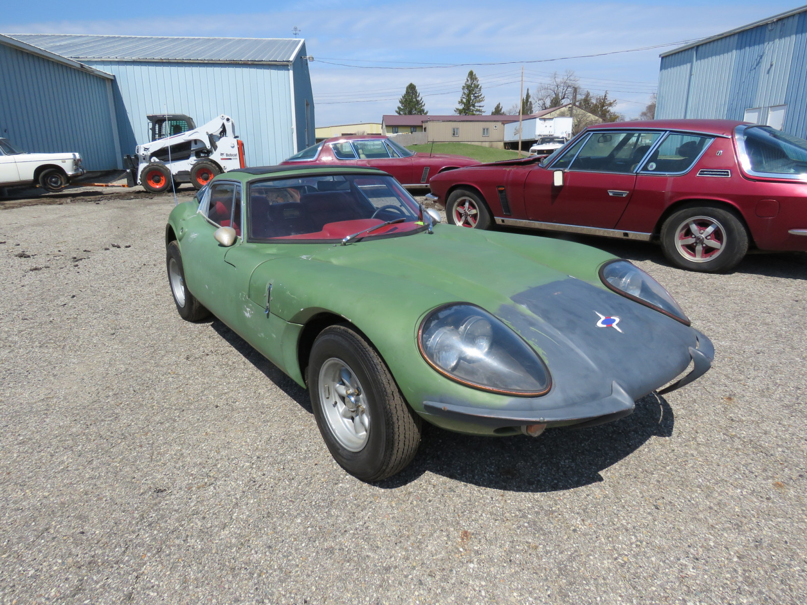 1969 Marcos Model 1600 Coupe - Image 18