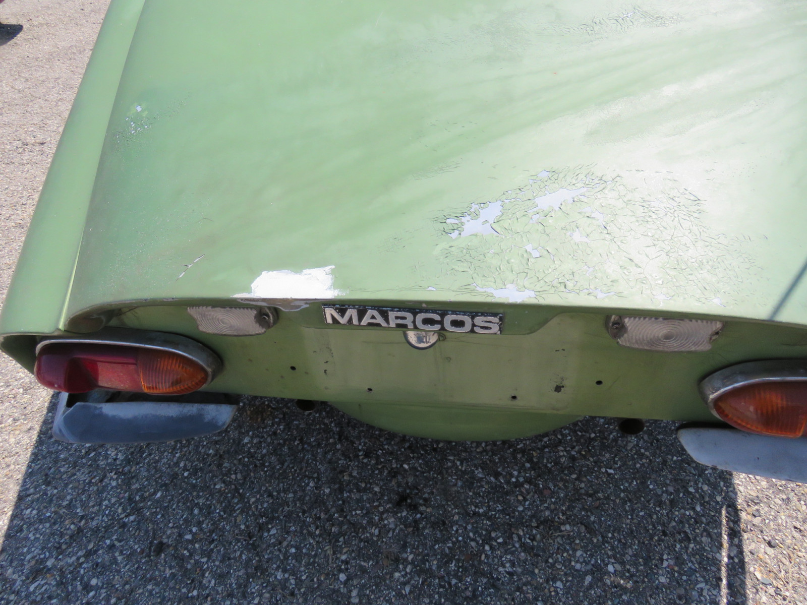 1969 Marcos Model 1600 Coupe - Image 19