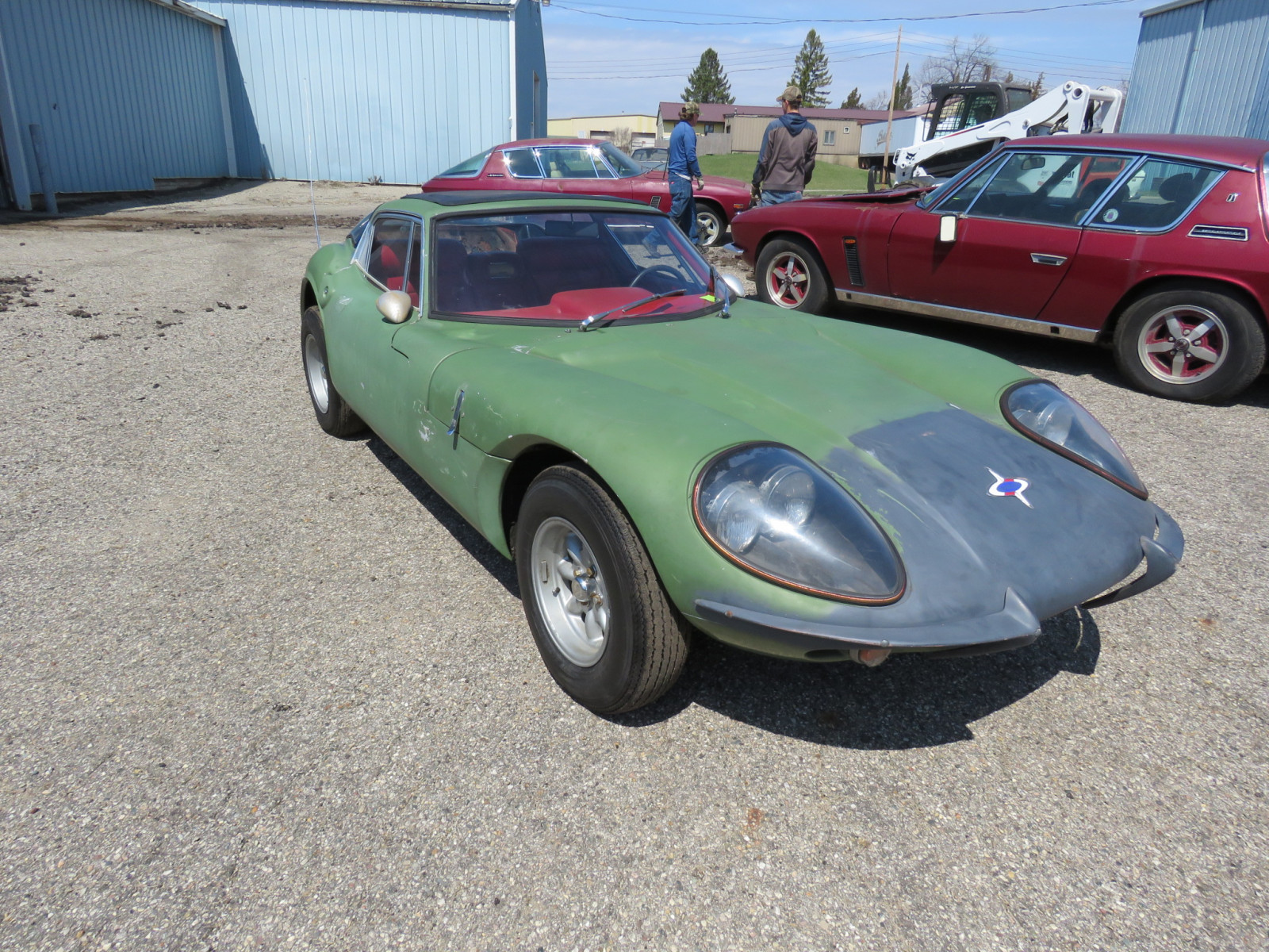 1969 Marcos Model 1600 Coupe - Image 3