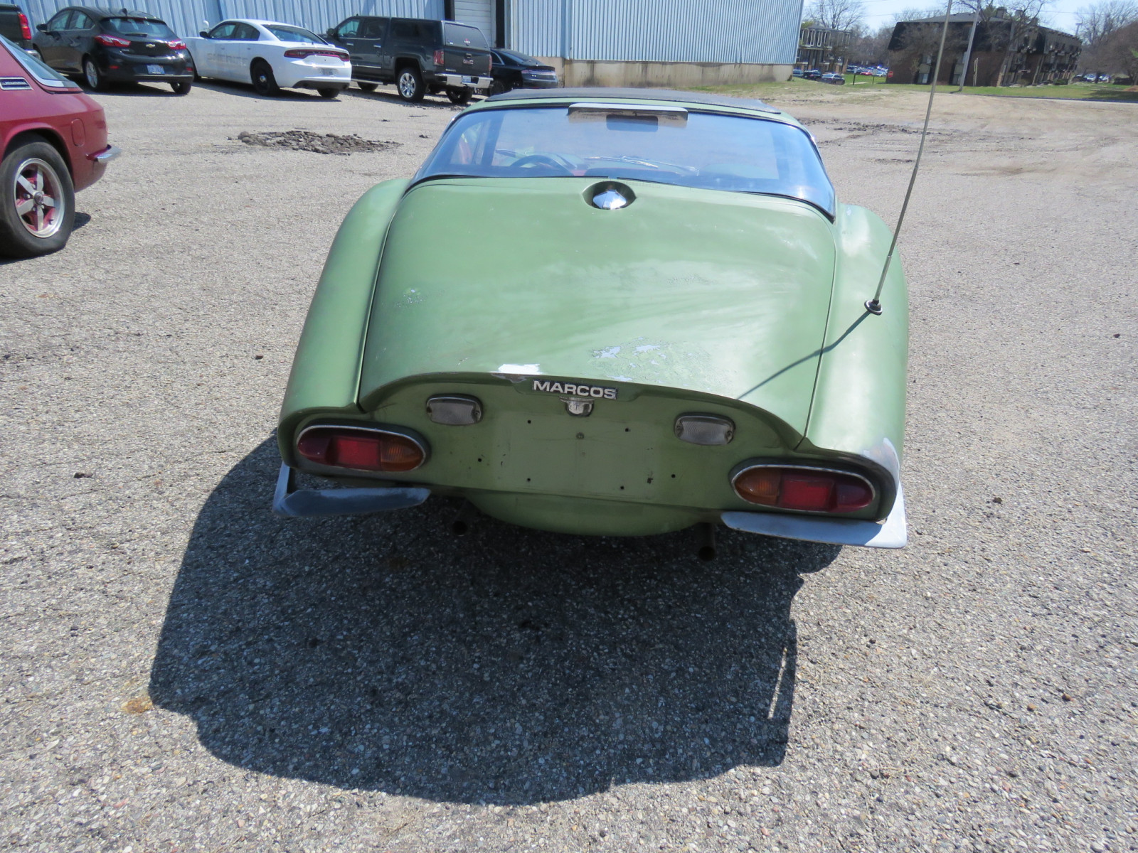 1969 Marcos Model 1600 Coupe - Image 6