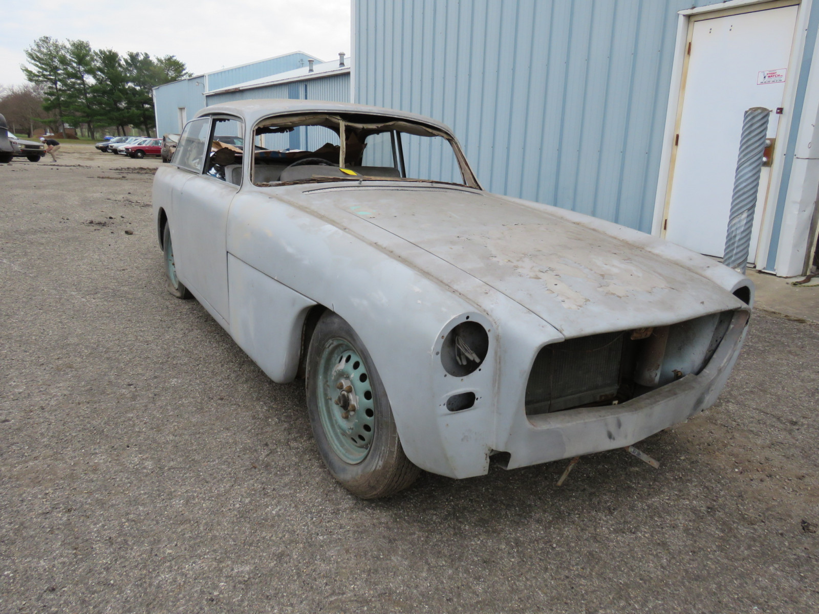 Bristol 2dr Sedan Project - Image 1