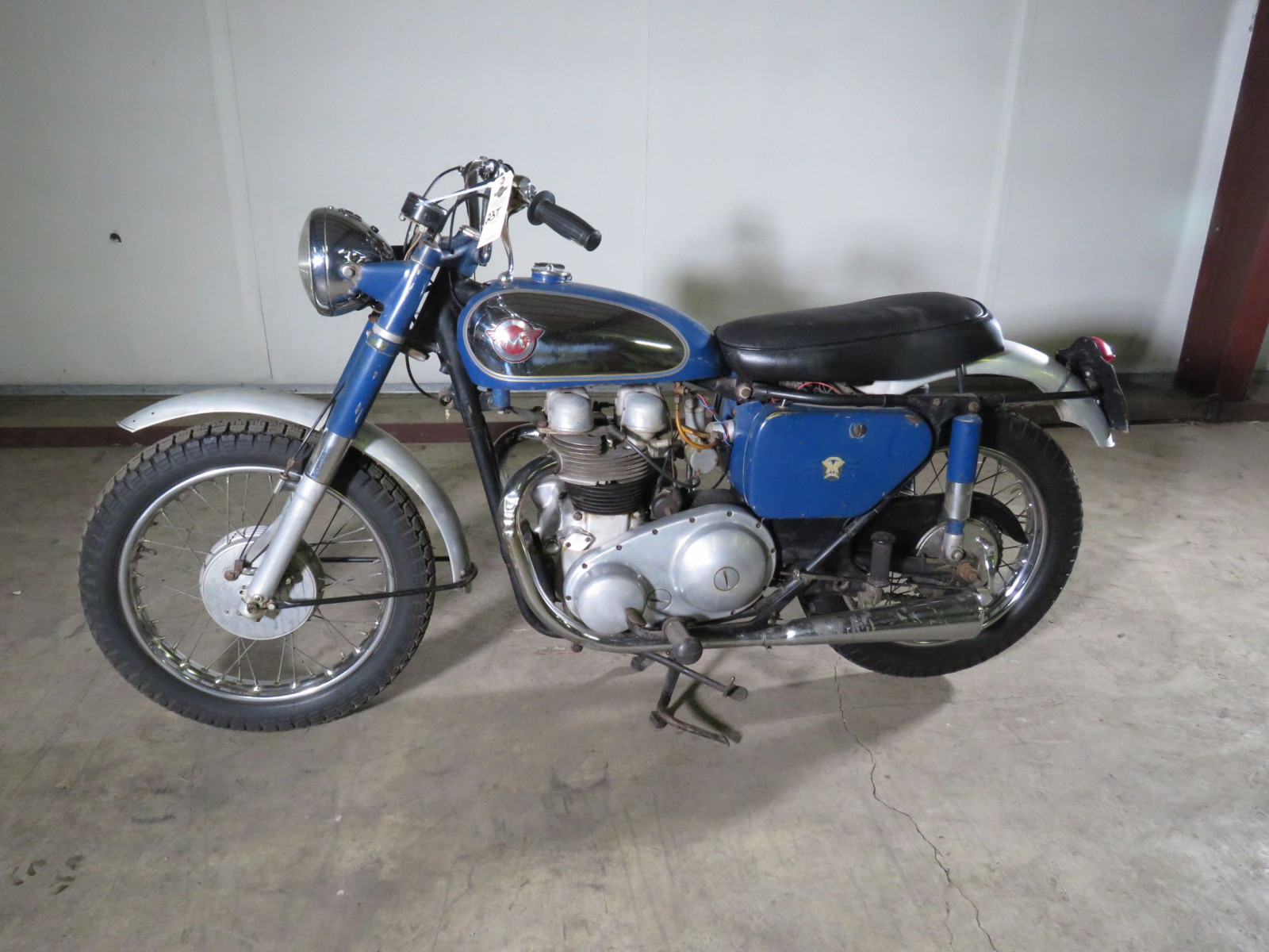 1962 Matchless G12 Motorcycle - Image 1