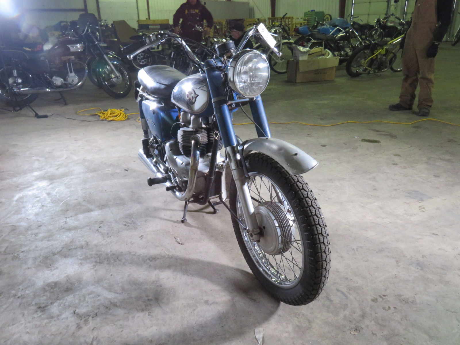 1962 Matchless G12 Motorcycle - Image 2