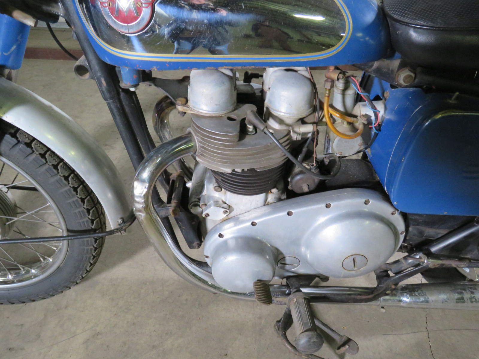 1962 Matchless G12 Motorcycle - Image 7