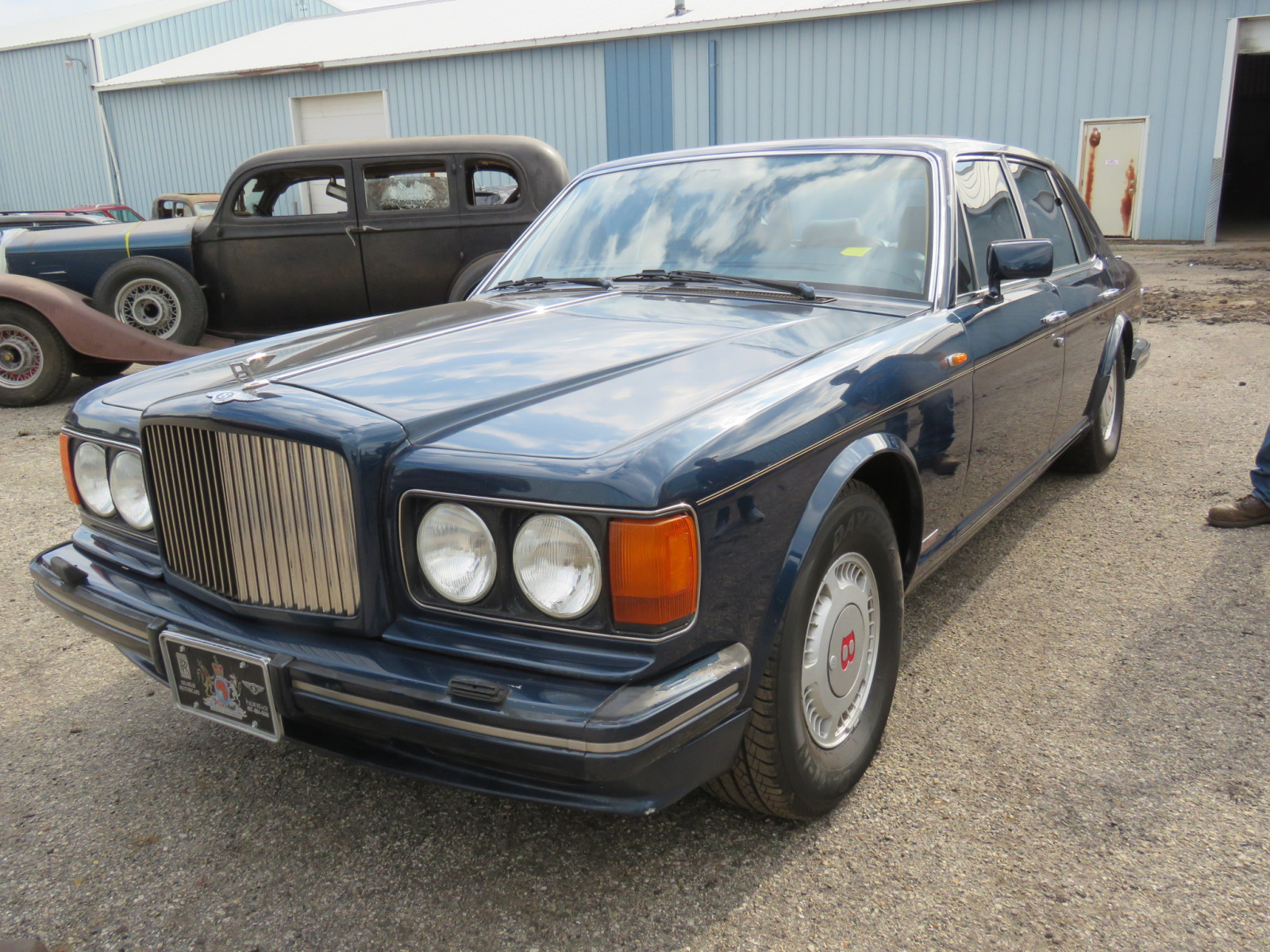 1988 Bentley Turbo R 4dr Sedan - Image 1