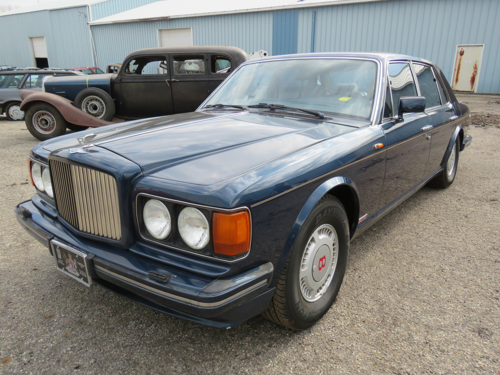 1988 Bentley Turbo R 4dr Sedan - Image 18
