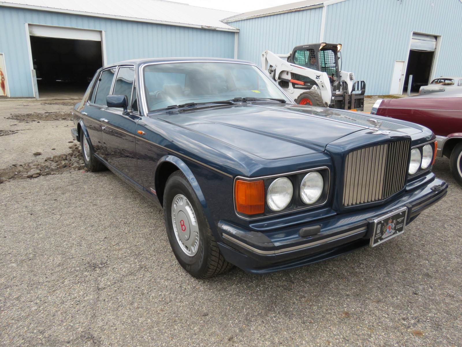 1988 Bentley Turbo R 4dr Sedan - Image 3