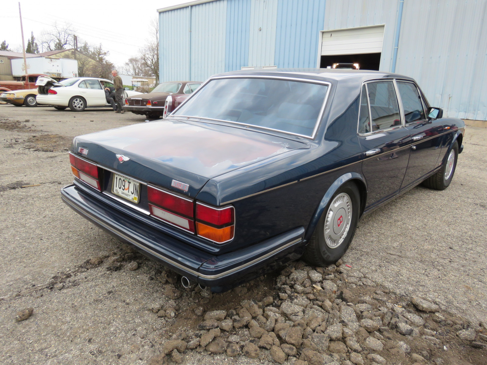 1988 Bentley Turbo R 4dr Sedan - Image 6