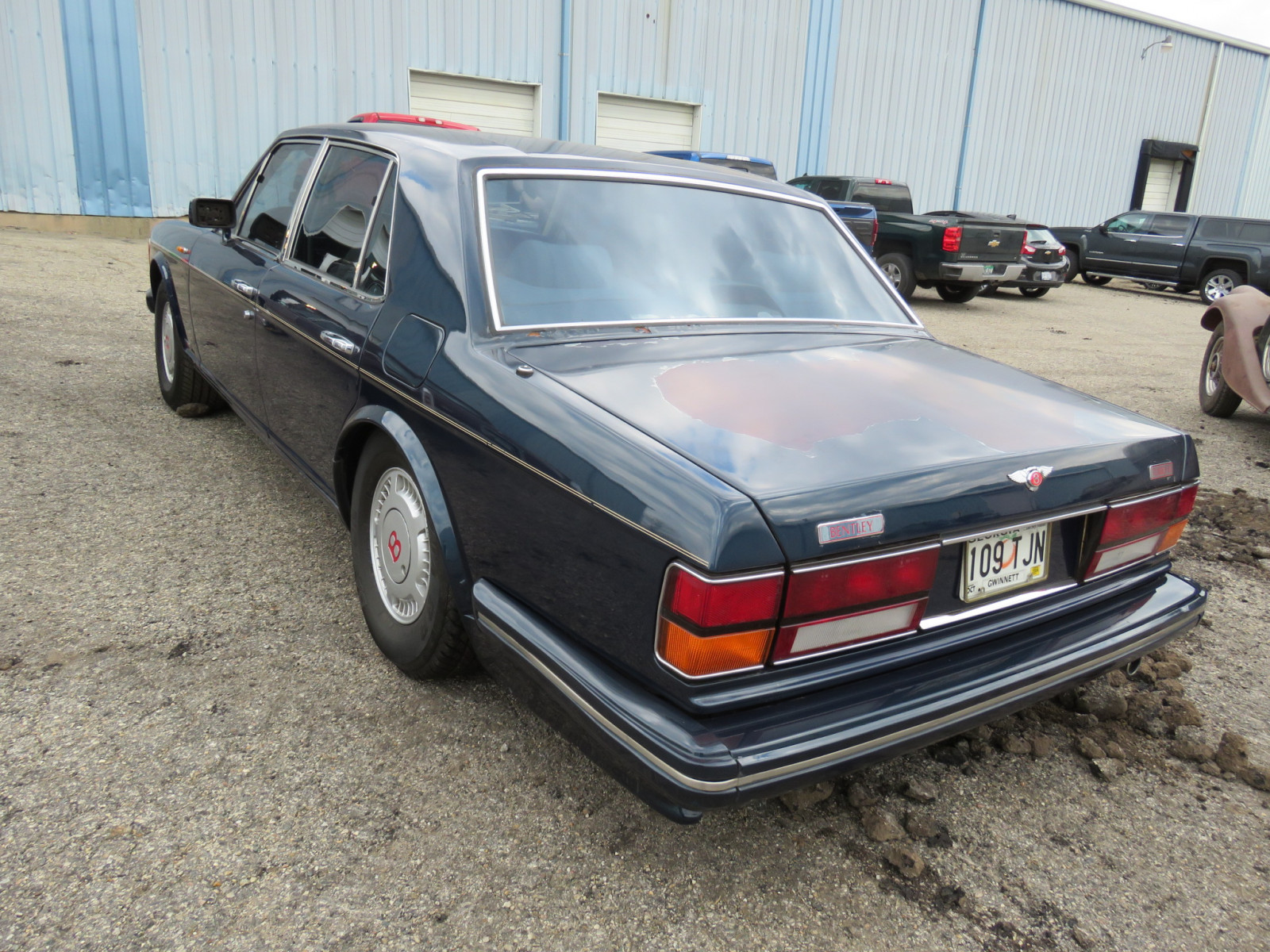 1988 Bentley Turbo R 4dr Sedan - Image 7