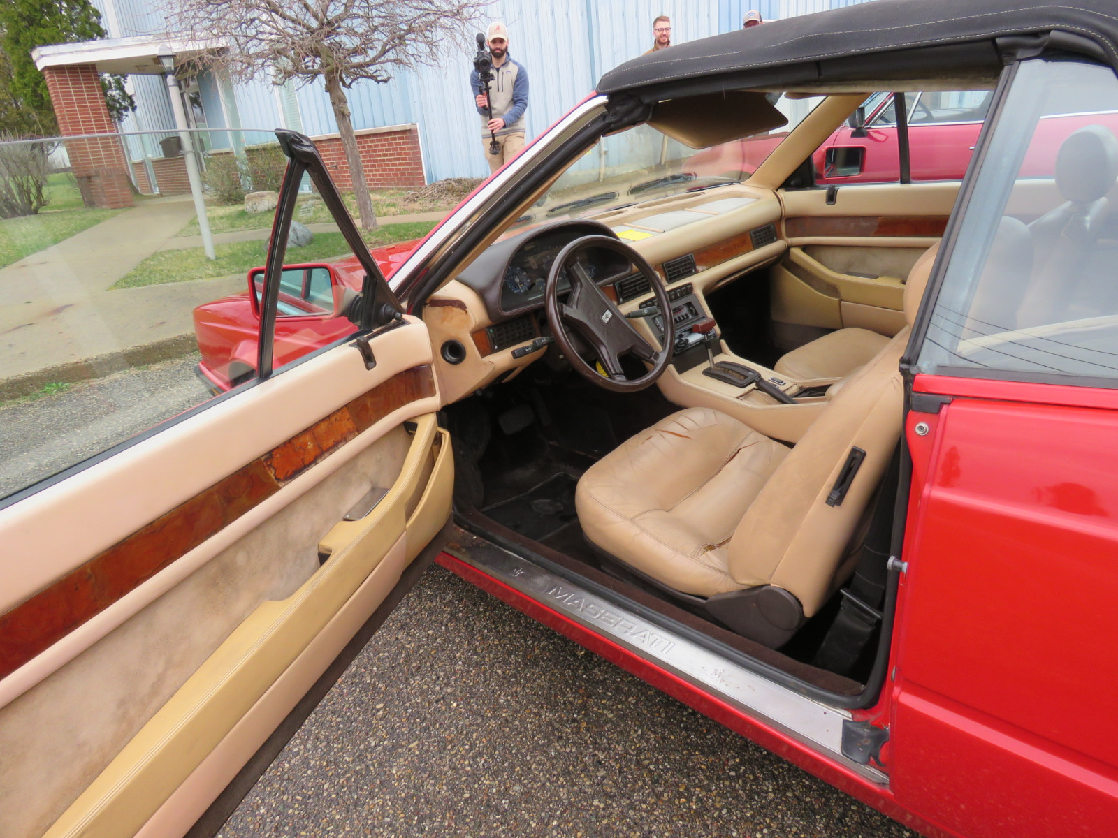 1986 MaserattiB1 Turbo Convertible - Image 8