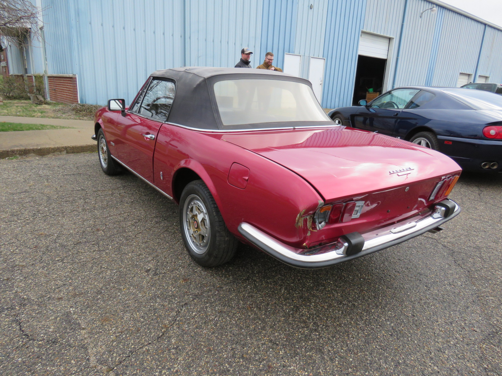 1972 Peugeot 504 Fuel Injected Convertible - Image 5