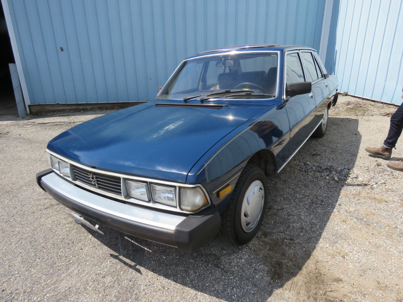 1982 Peugeot 604 Turbo Diesel 4dr Sedan - Image 1