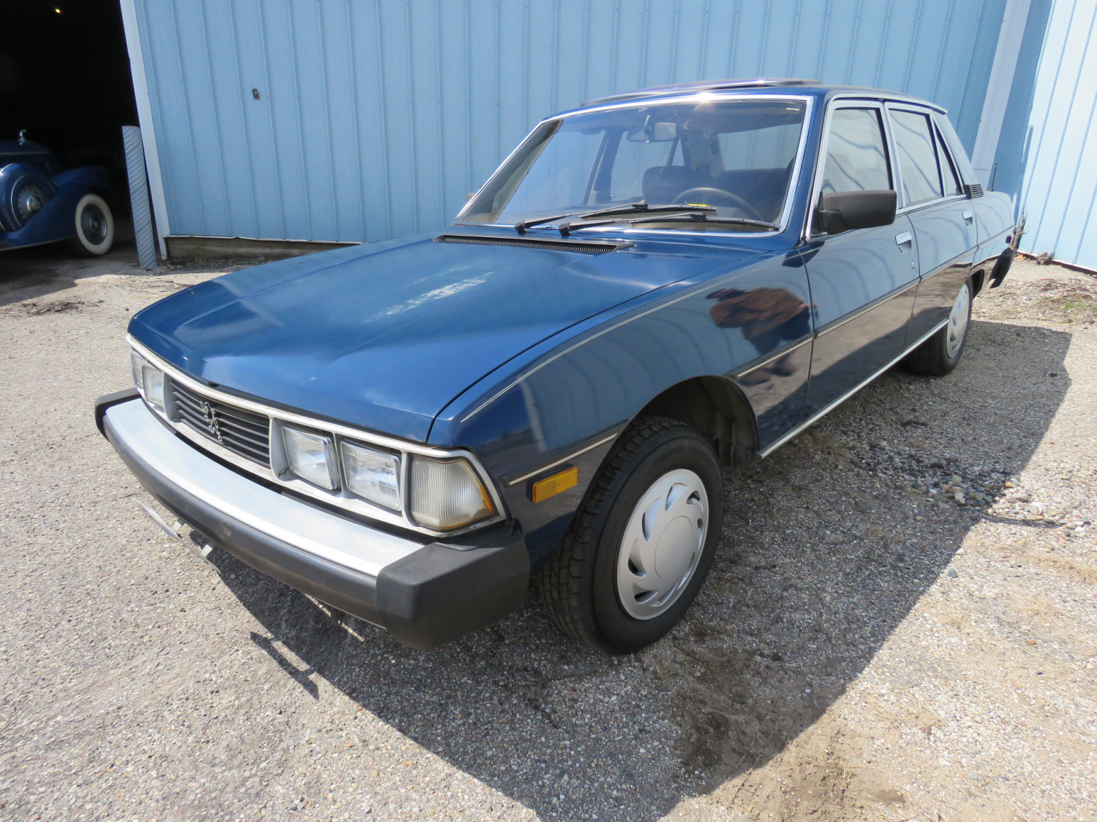 1982 Peugeot 604 Turbo Diesel 4dr Sedan - Image 2