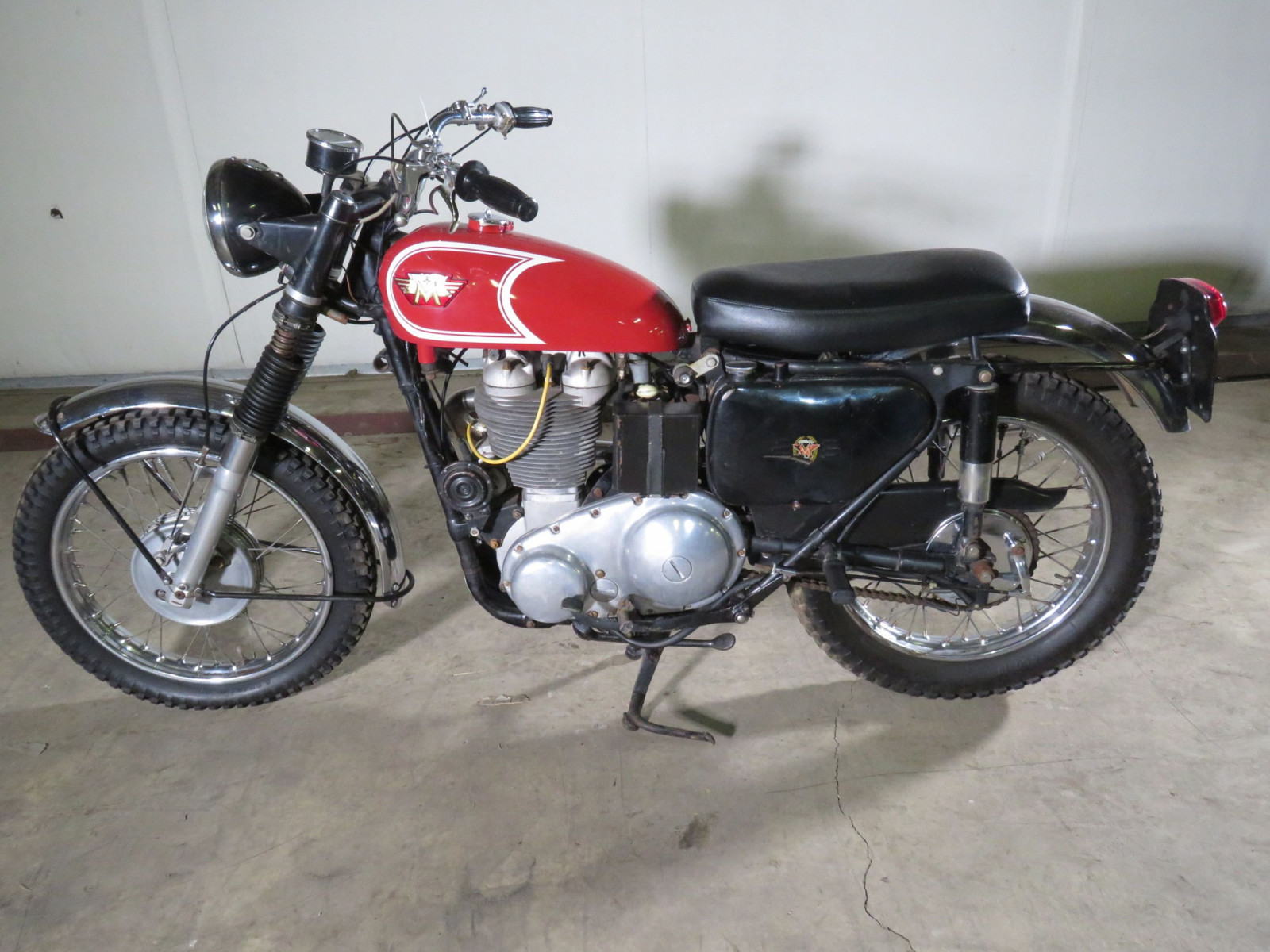 1967 Matchless G80 Competition Scrambler Motorcycle - Image 1
