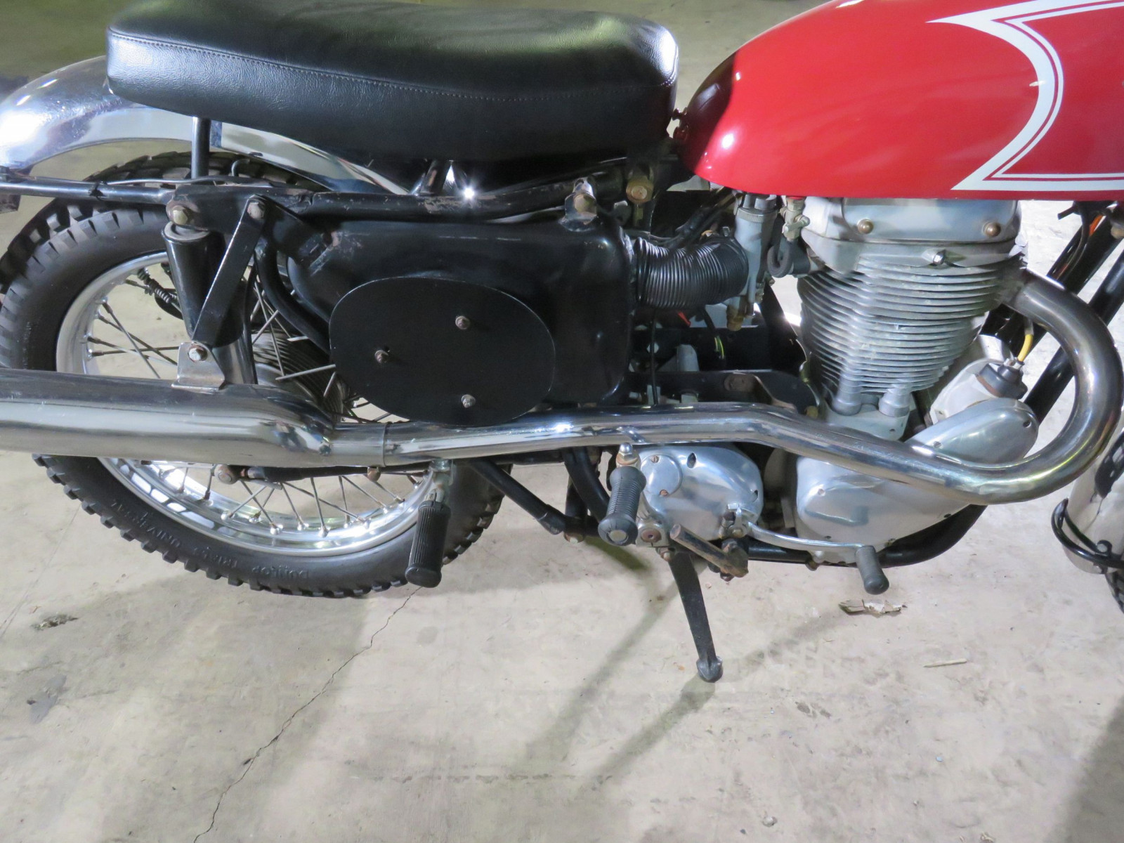 1967 Matchless G80 Competition Scrambler Motorcycle - Image 7