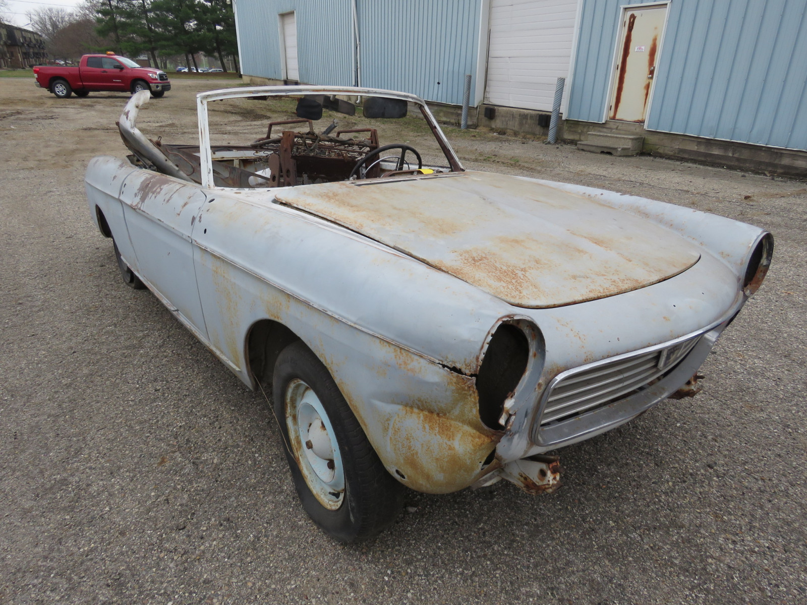 1966 Peugeot Type 404C convertible - Image 12