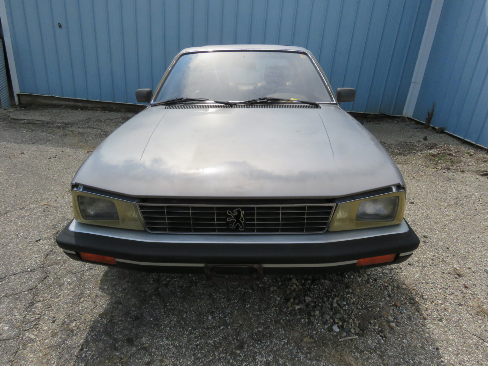 1984 Peugeot 505 STI Turbo D Sedan - Image 2