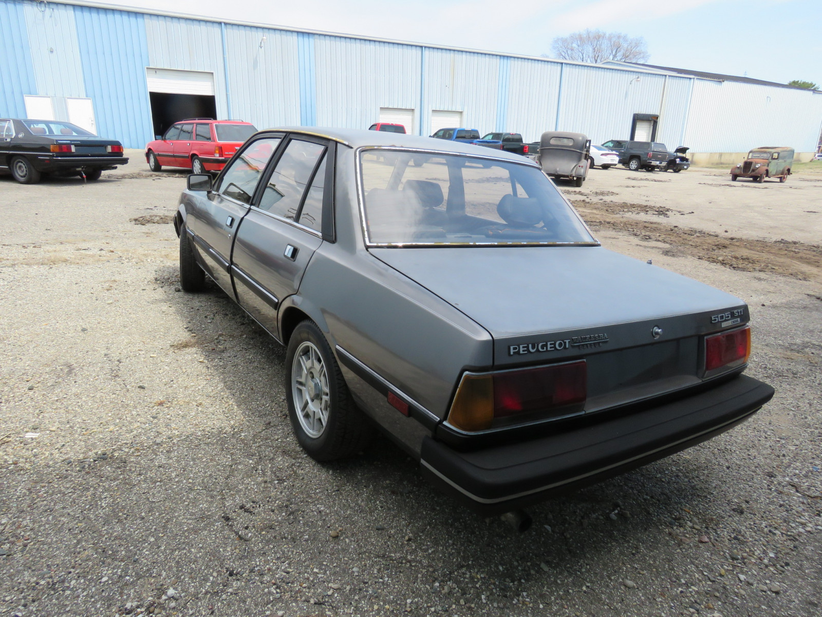 1984 Peugeot 505 STI Turbo D Sedan - Image 5