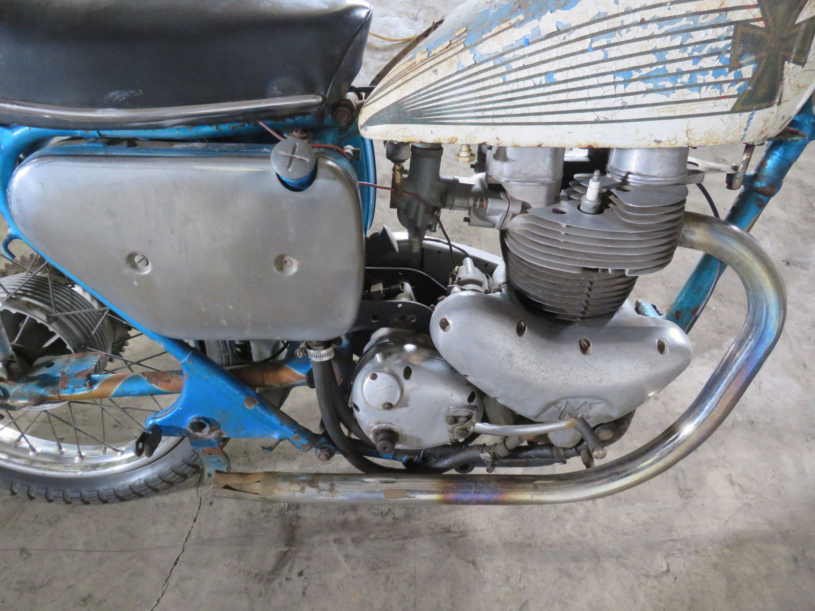 1960 Matchless G12 Motorcycle - Image 6