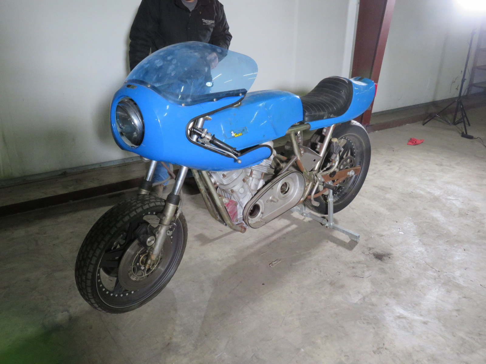 Homemade Mystery Motorcycle - Image 1