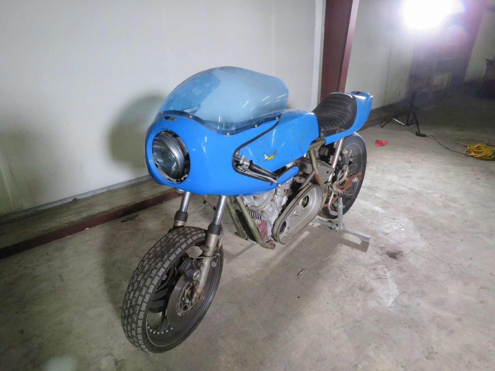 Homemade Mystery Motorcycle - Image 4