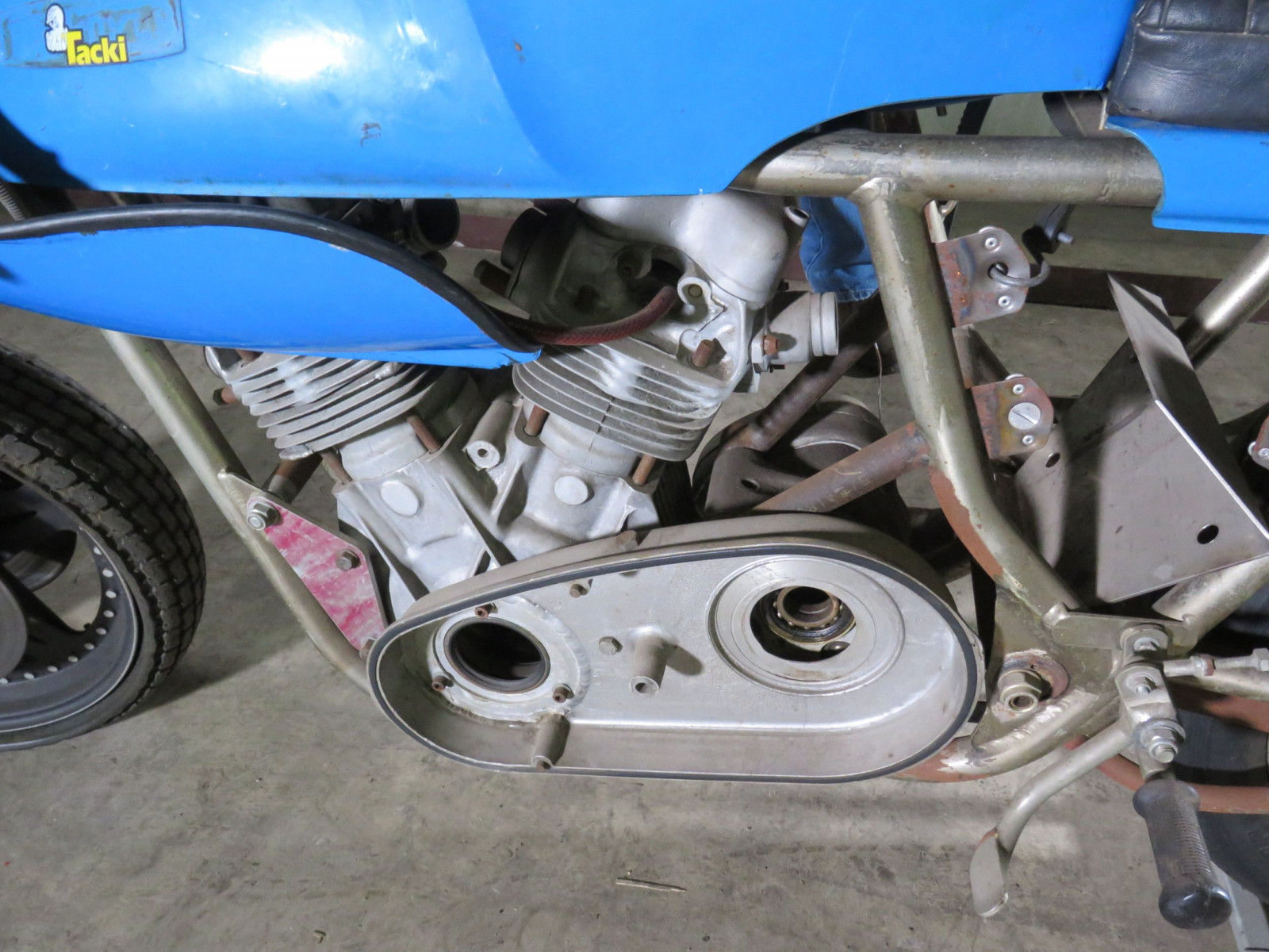 Homemade Mystery Motorcycle - Image 5