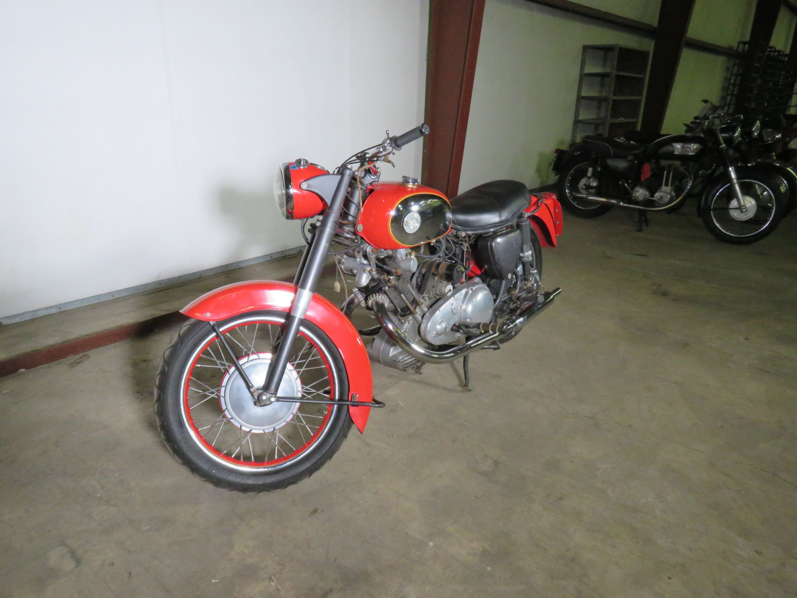 1965 Panther Model 120 Motorcycle - Image 1