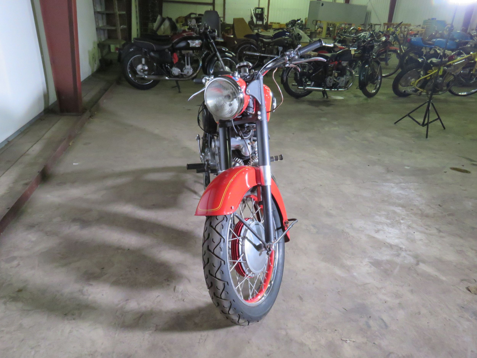 1965 Panther Model 120 Motorcycle - Image 2