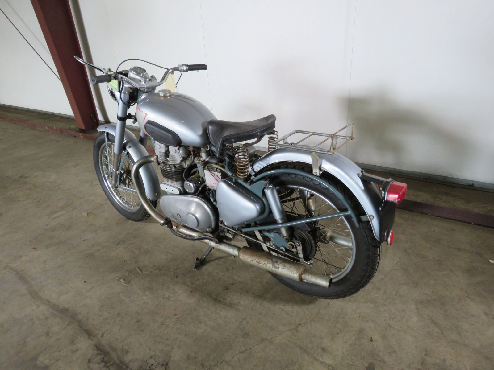 1952 Royal Enfield 500 Twin Motorcycle - Image 1