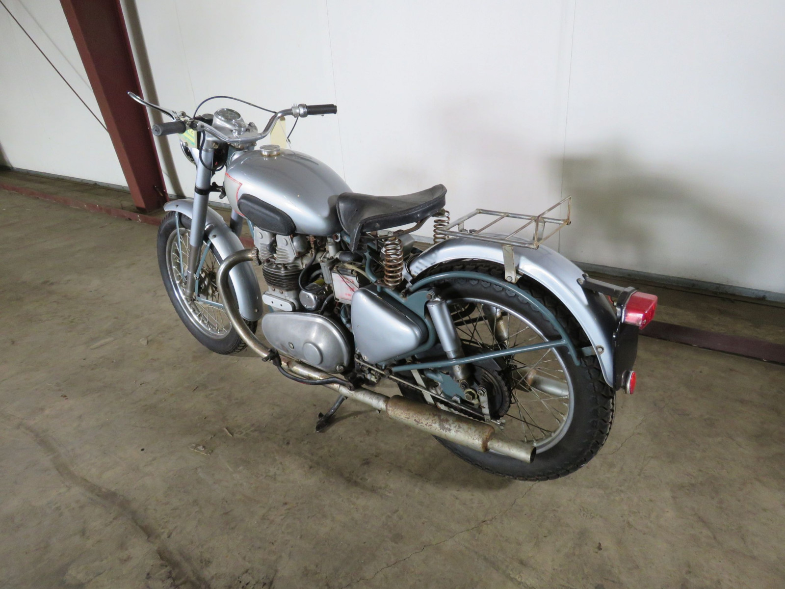 1952 Royal Enfield 500 Twin Motorcycle - Image 9
