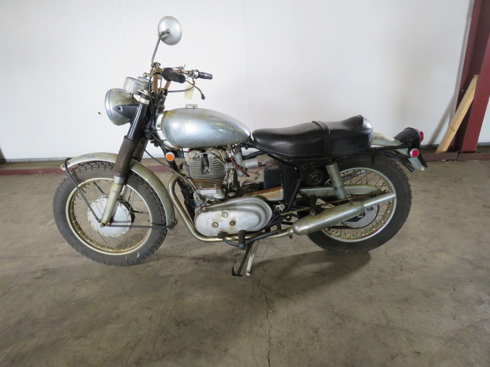 1969 Royal Enfield Series 2 Interceptor Motorcycle - Image 1