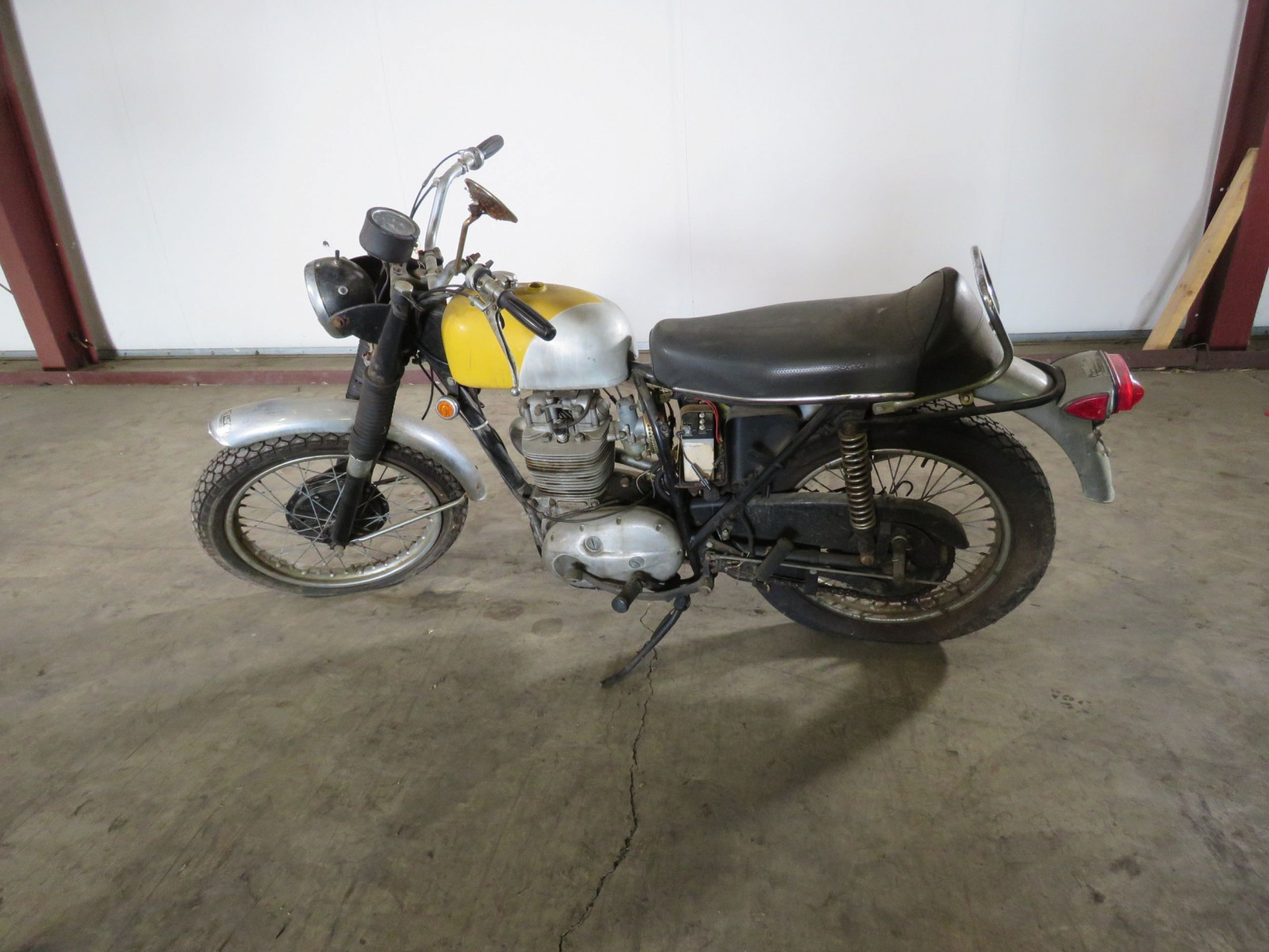 1970 BSA B44 Victor Special Motorcycle - Image 1