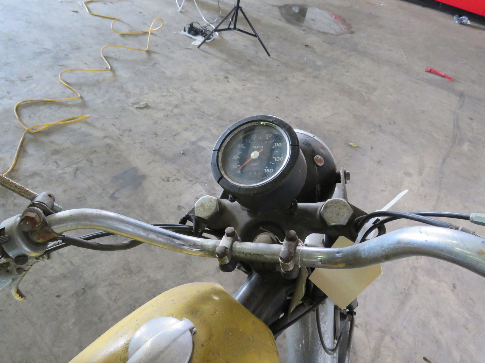 1970 BSA B44 Victor Special Motorcycle - Image 3