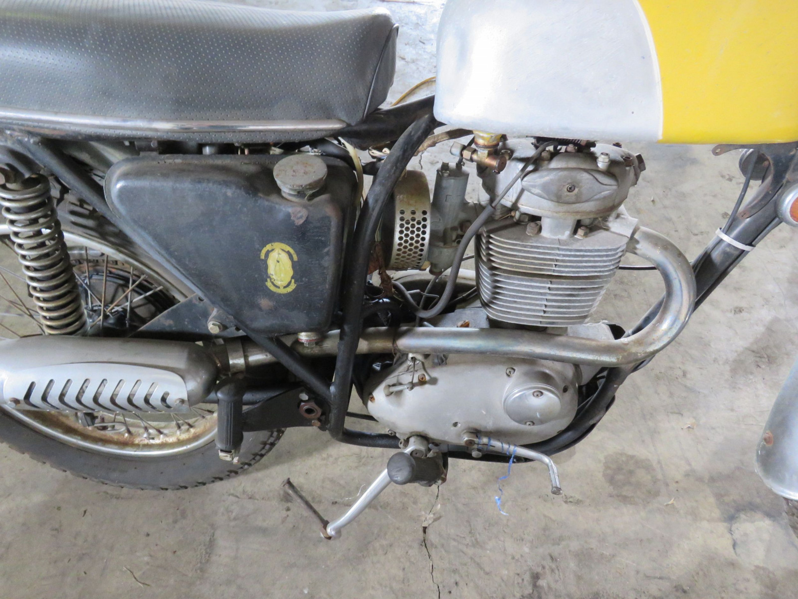 1970 BSA B44 Victor Special Motorcycle - Image 6