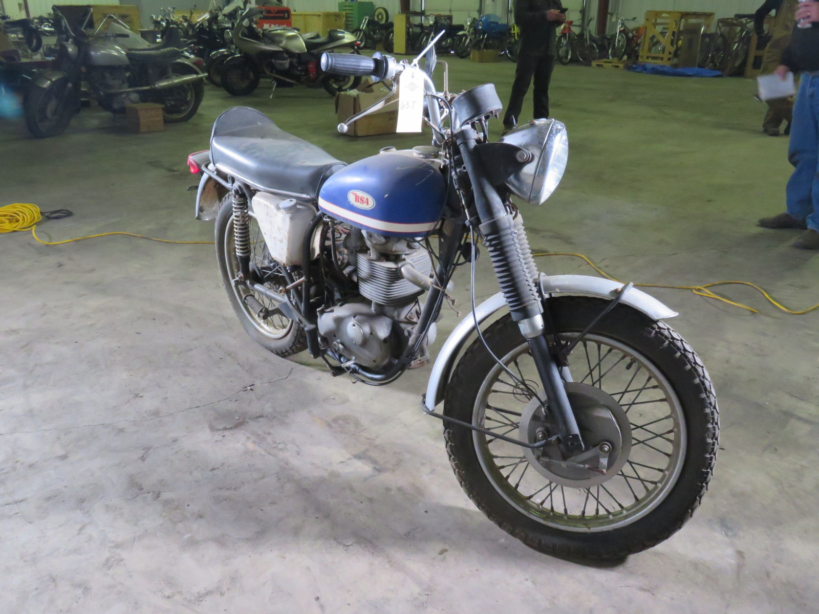 1970 BSA Victor Special - Image 3