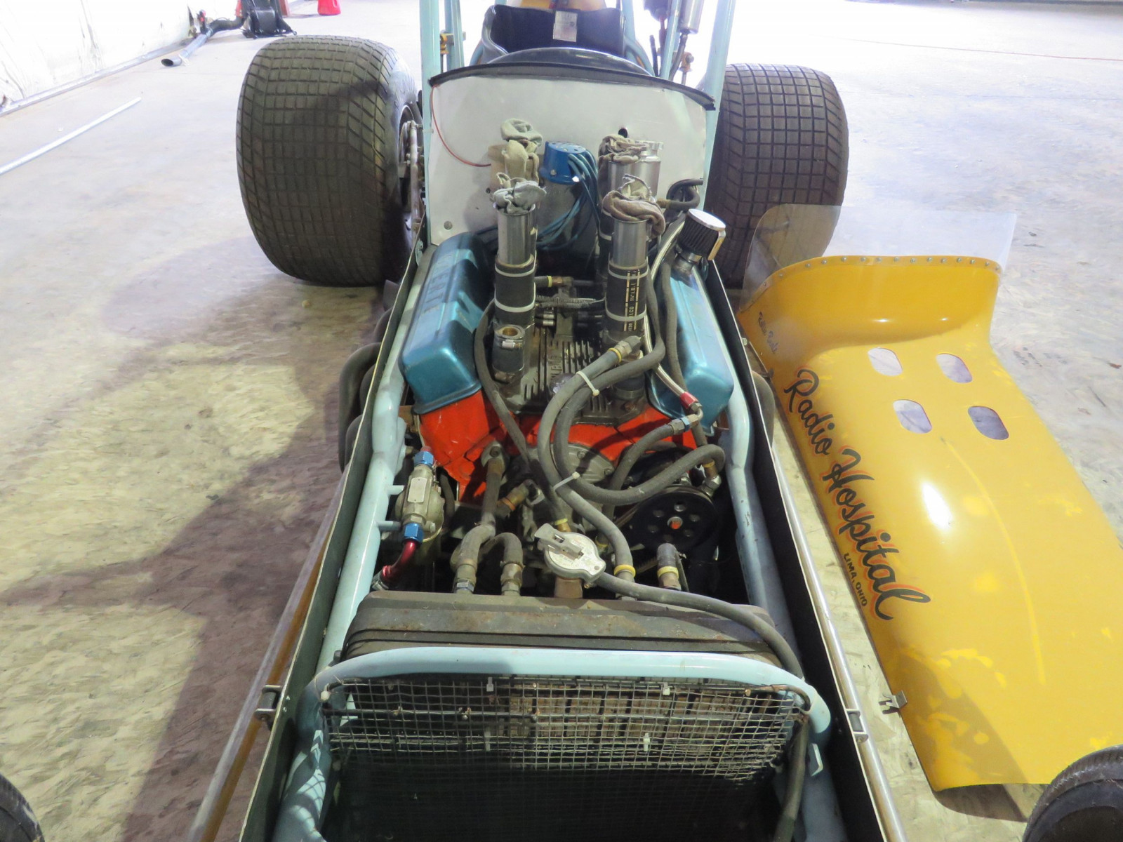 1972 fuel Injected Midget Race Car - Image 11