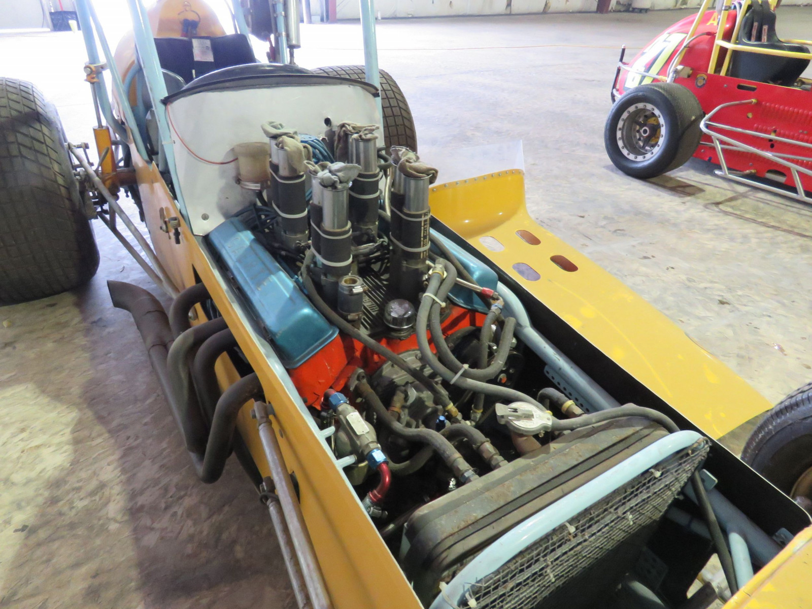 1972 fuel Injected Midget Race Car - Image 12