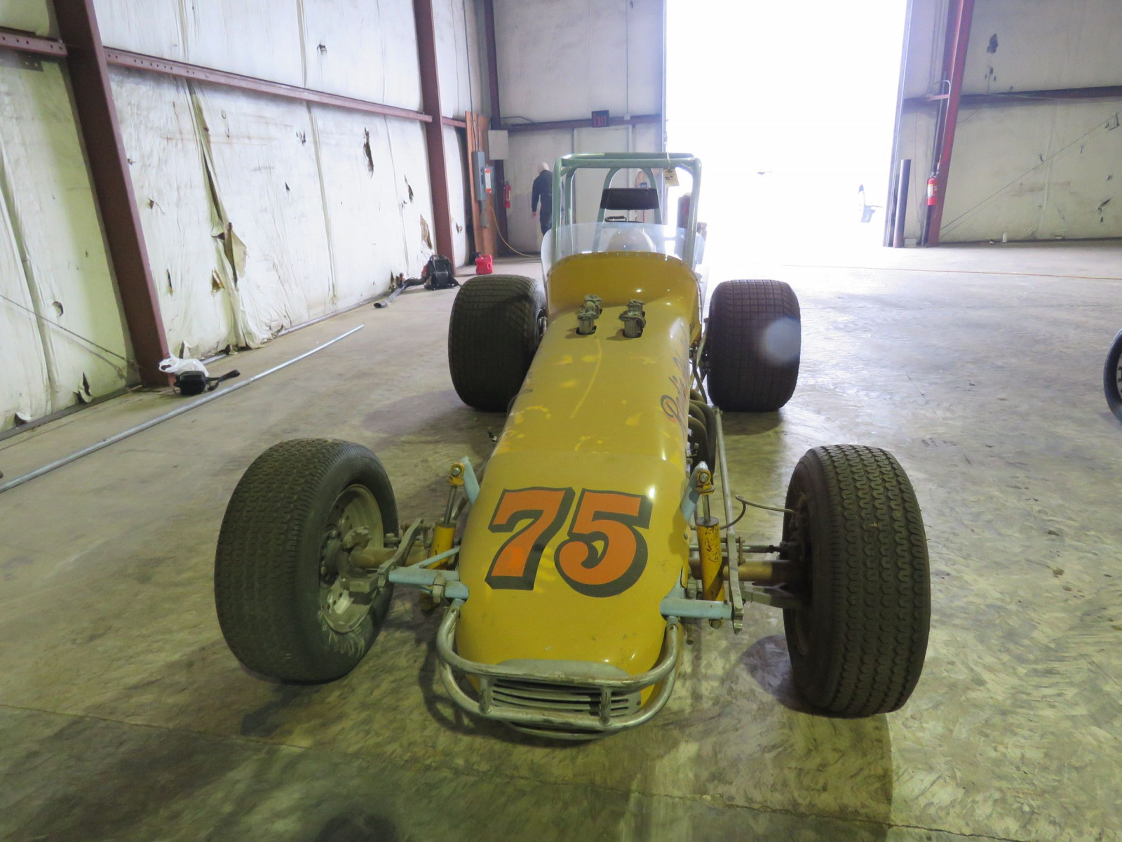 1972 fuel Injected Midget Race Car - Image 2