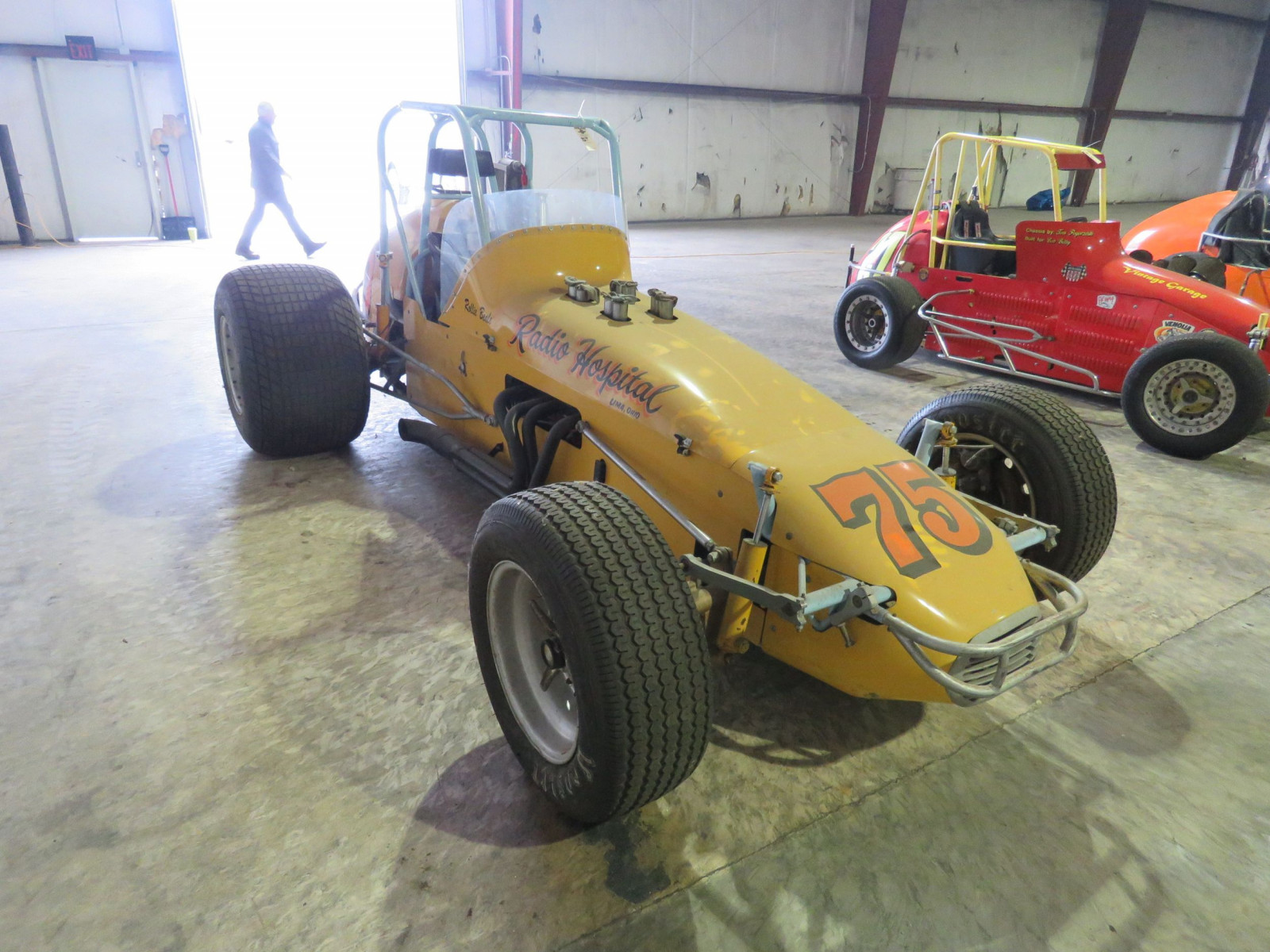 1972 fuel Injected Midget Race Car - Image 3