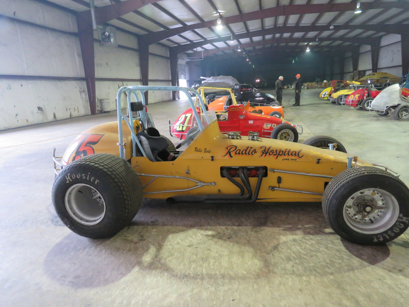 1972 fuel Injected Midget Race Car - Image 4