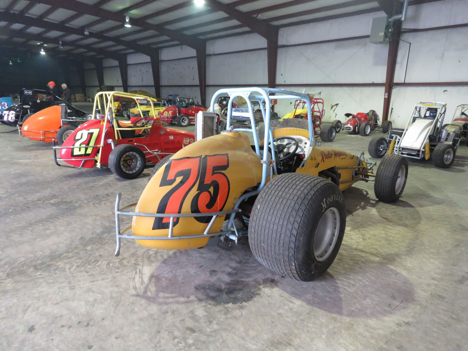 1972 fuel Injected Midget Race Car - Image 6