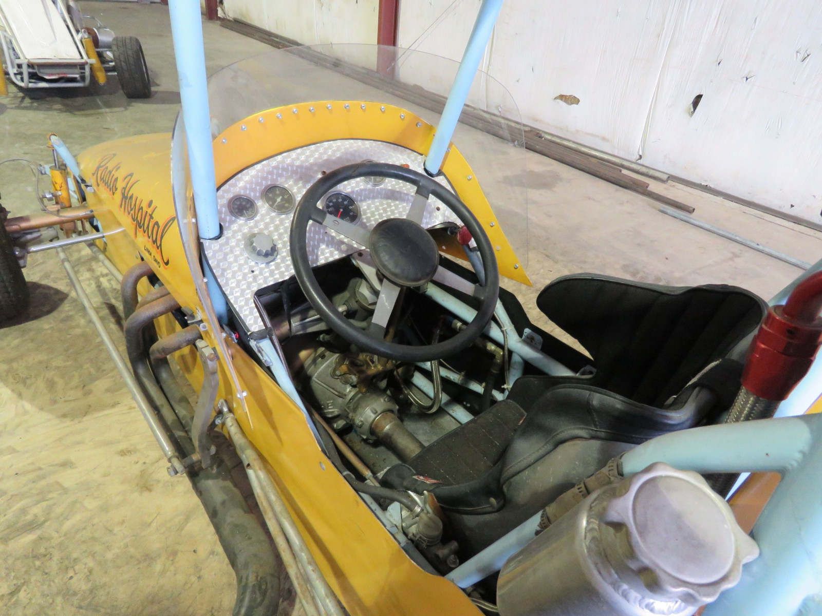 1972 fuel Injected Midget Race Car - Image 7