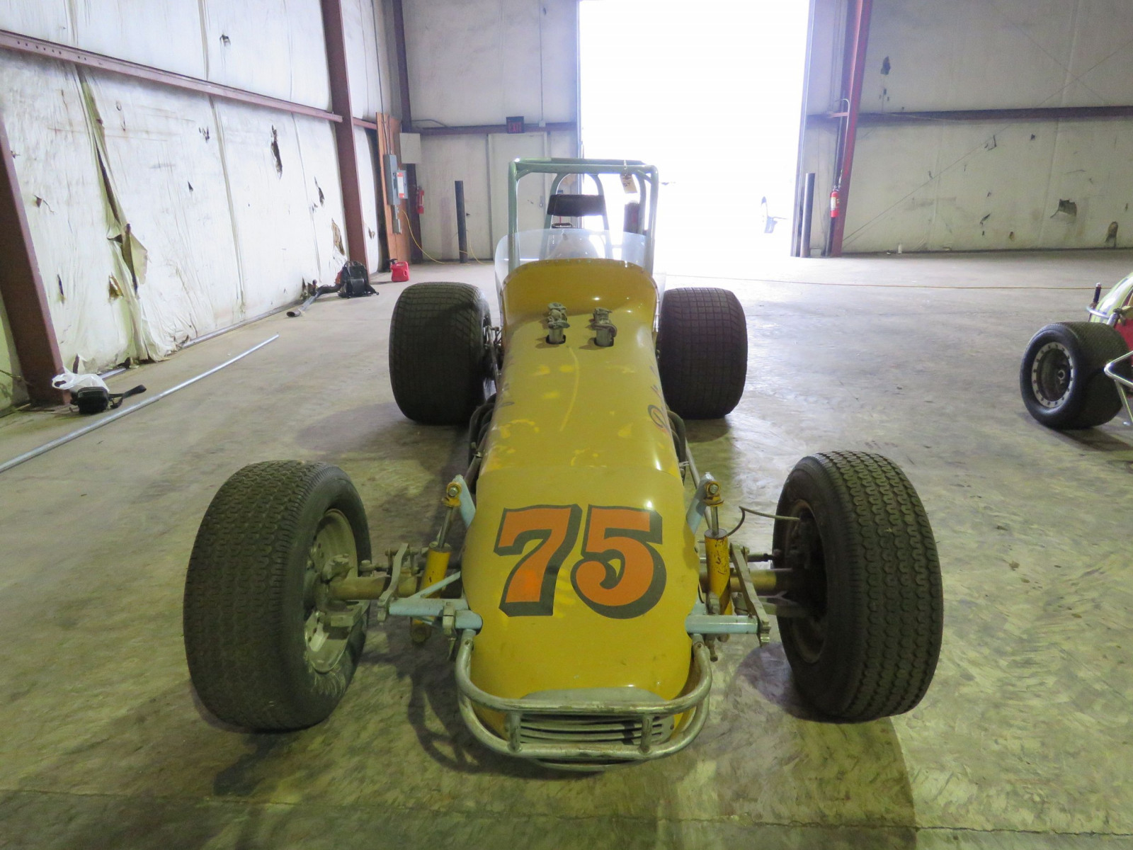 1972 fuel Injected Midget Race Car - Image 9