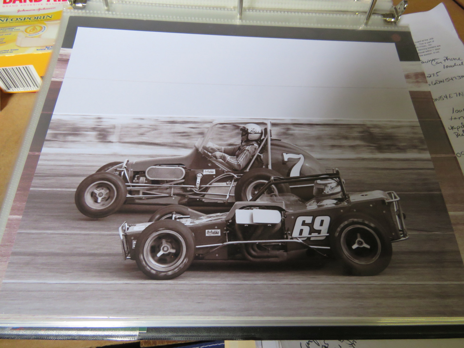 Famous Lockard Badger II Race Car - Image 12