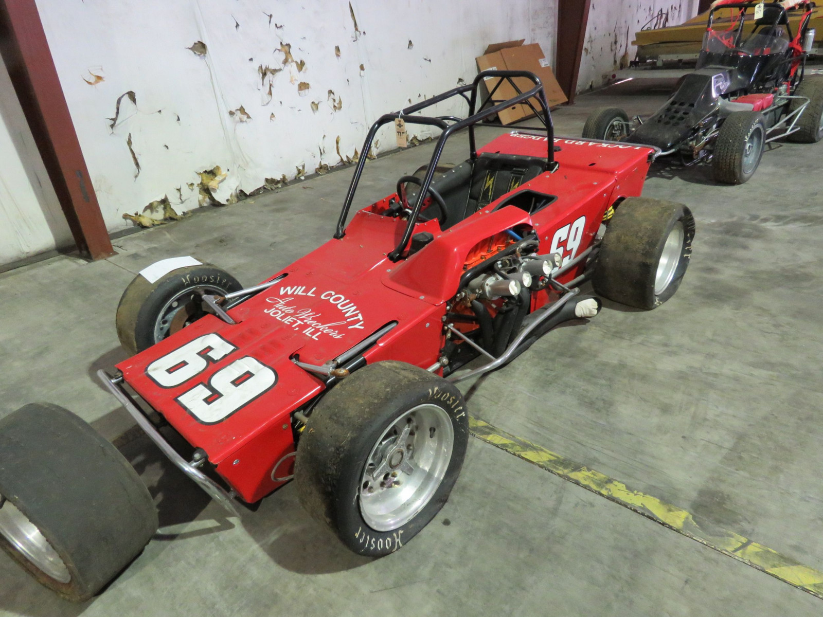 Famous Lockard Badger II Race Car - Image 3
