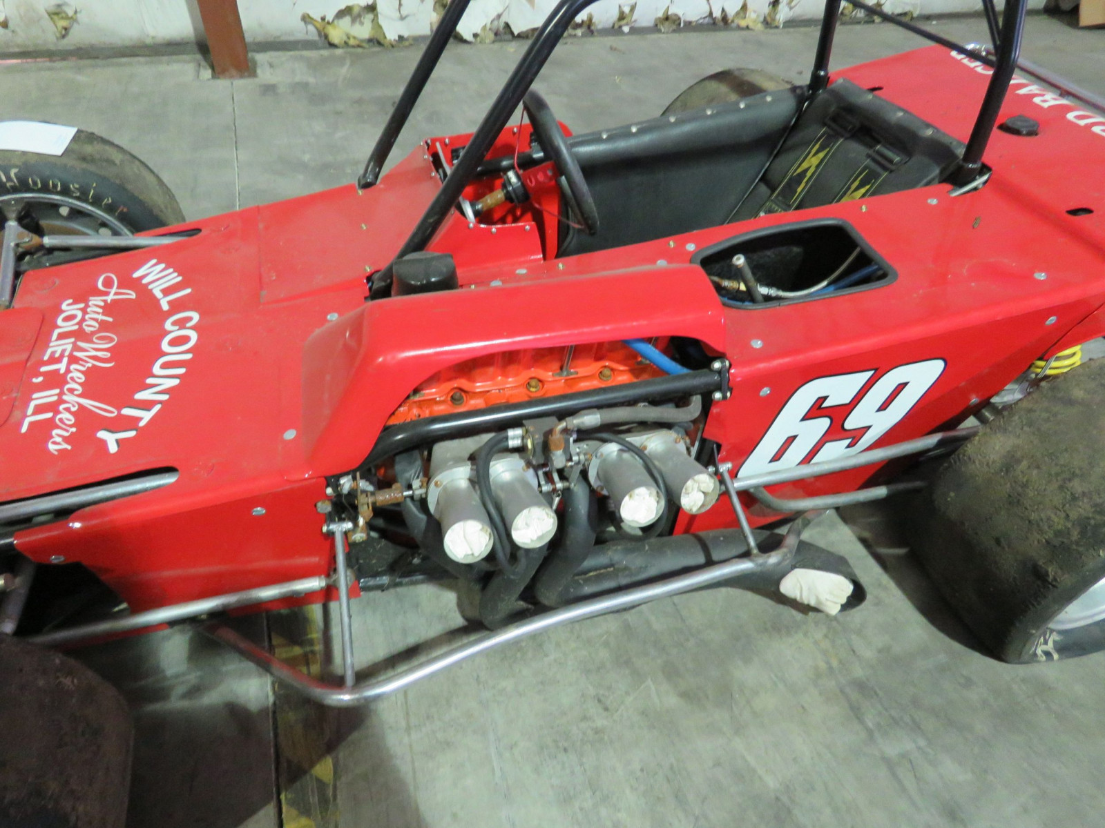 Famous Lockard Badger II Race Car - Image 5