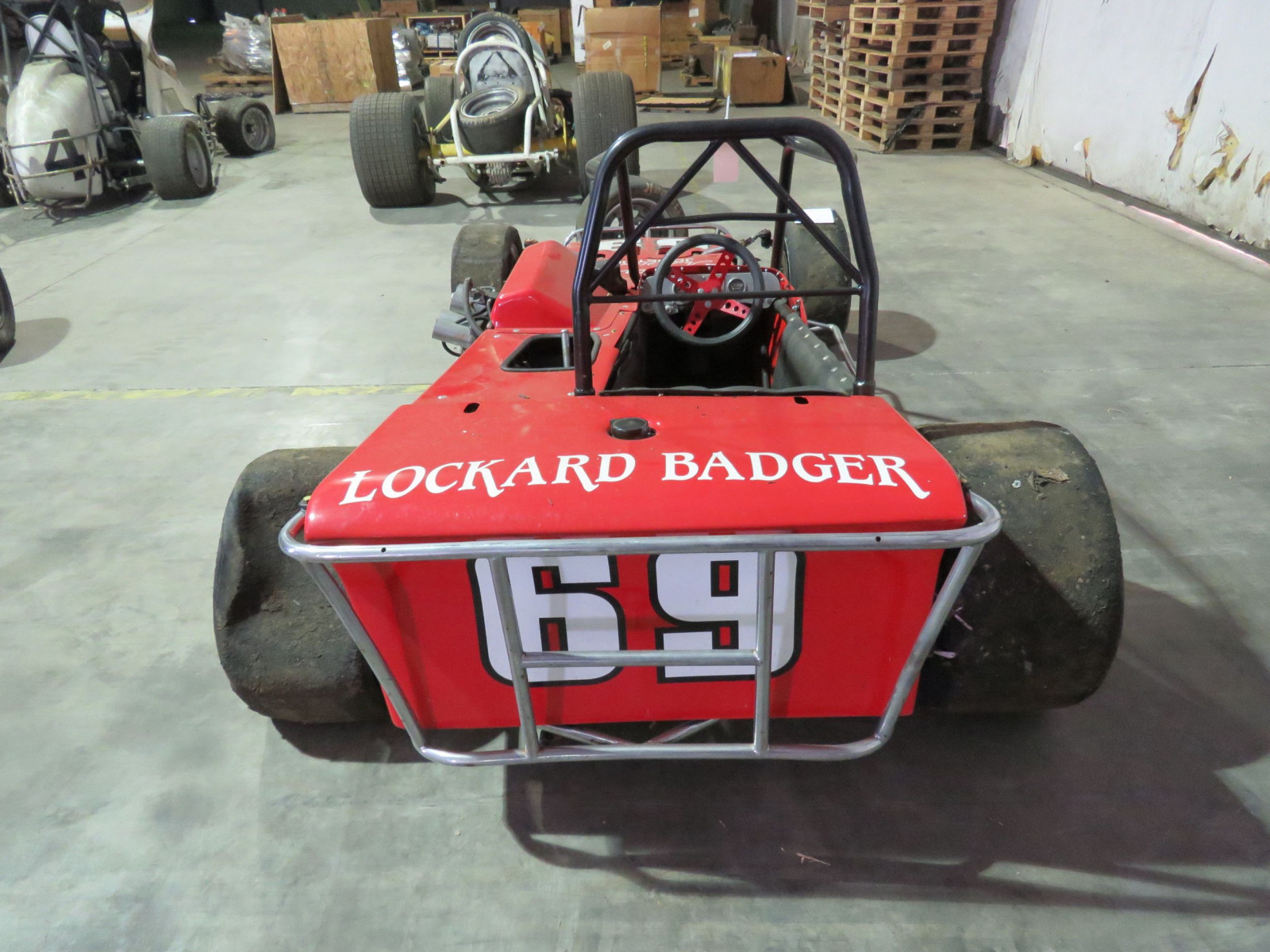 Famous Lockard Badger II Race Car - Image 8