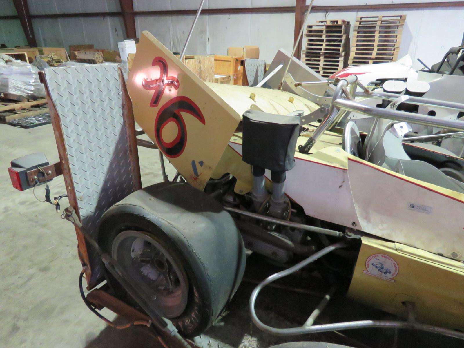 Watson Racing Team - Vintage Midget Race Car Restoration